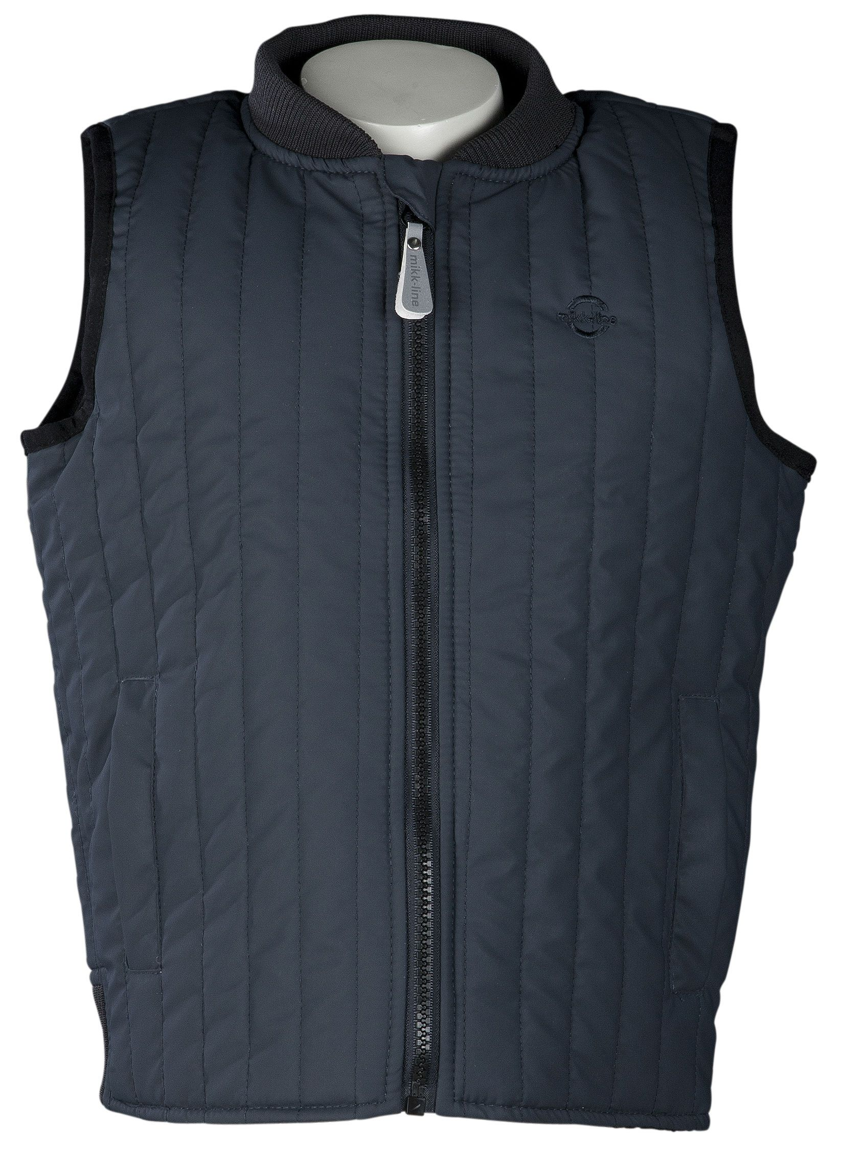 Image of Duvet termo vest fra Mikk-Line - Midnight Blue (16731-287)