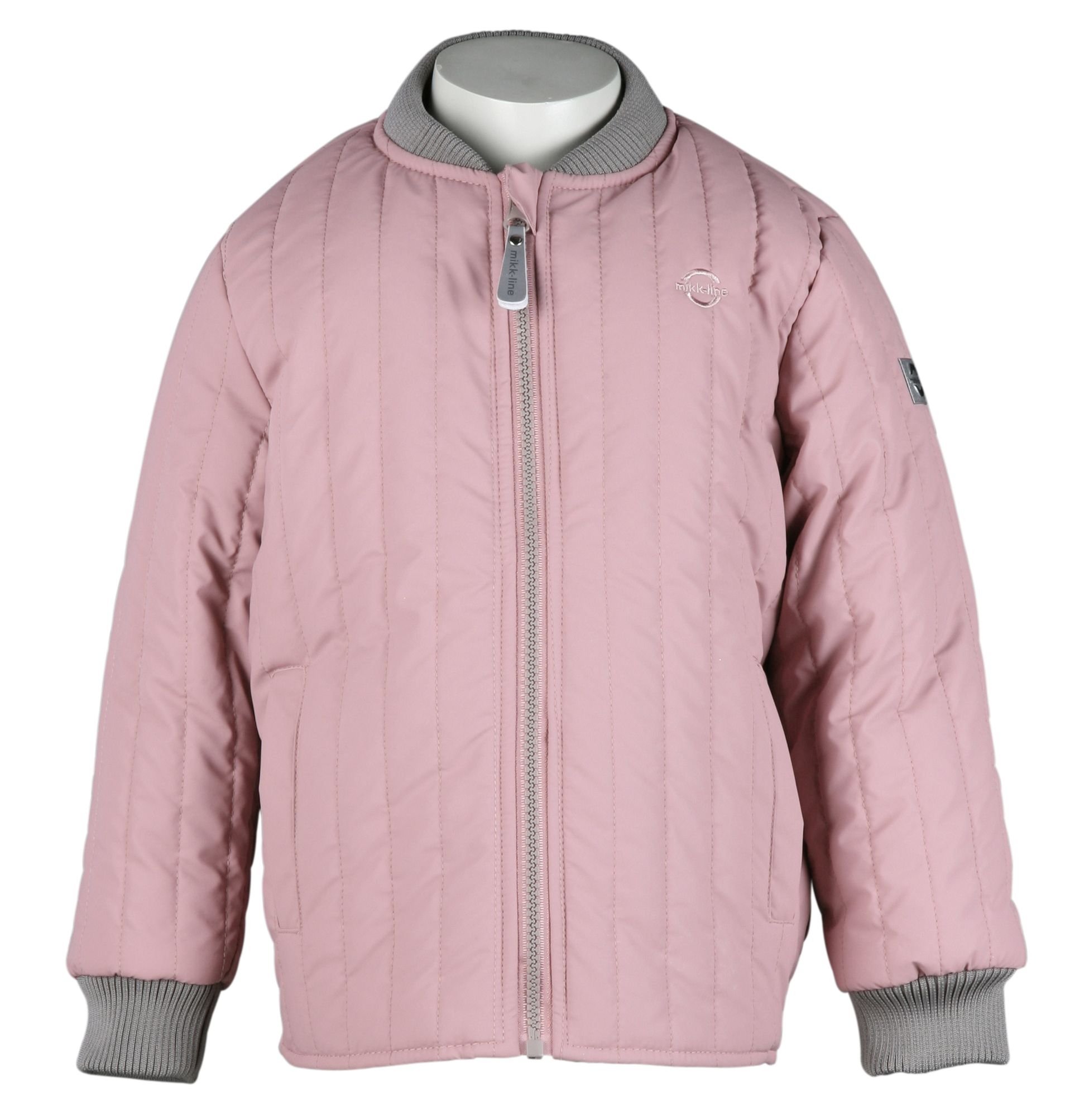 Image of   Soft duvet thermo jakke fra Mikk-Line - Dusty Rose