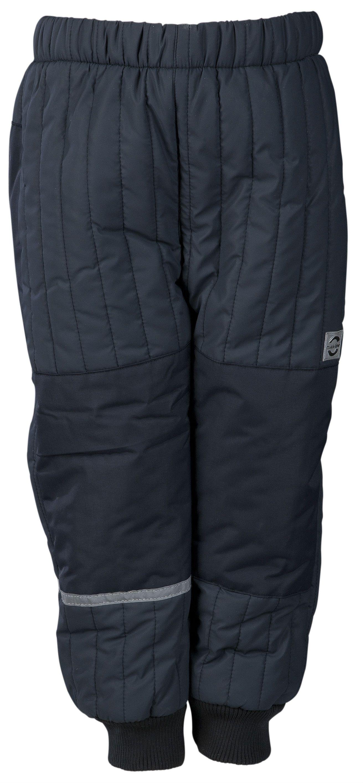 Image of   Soft duvet thermo bukser fra Mikk-Line - Midnight Blue
