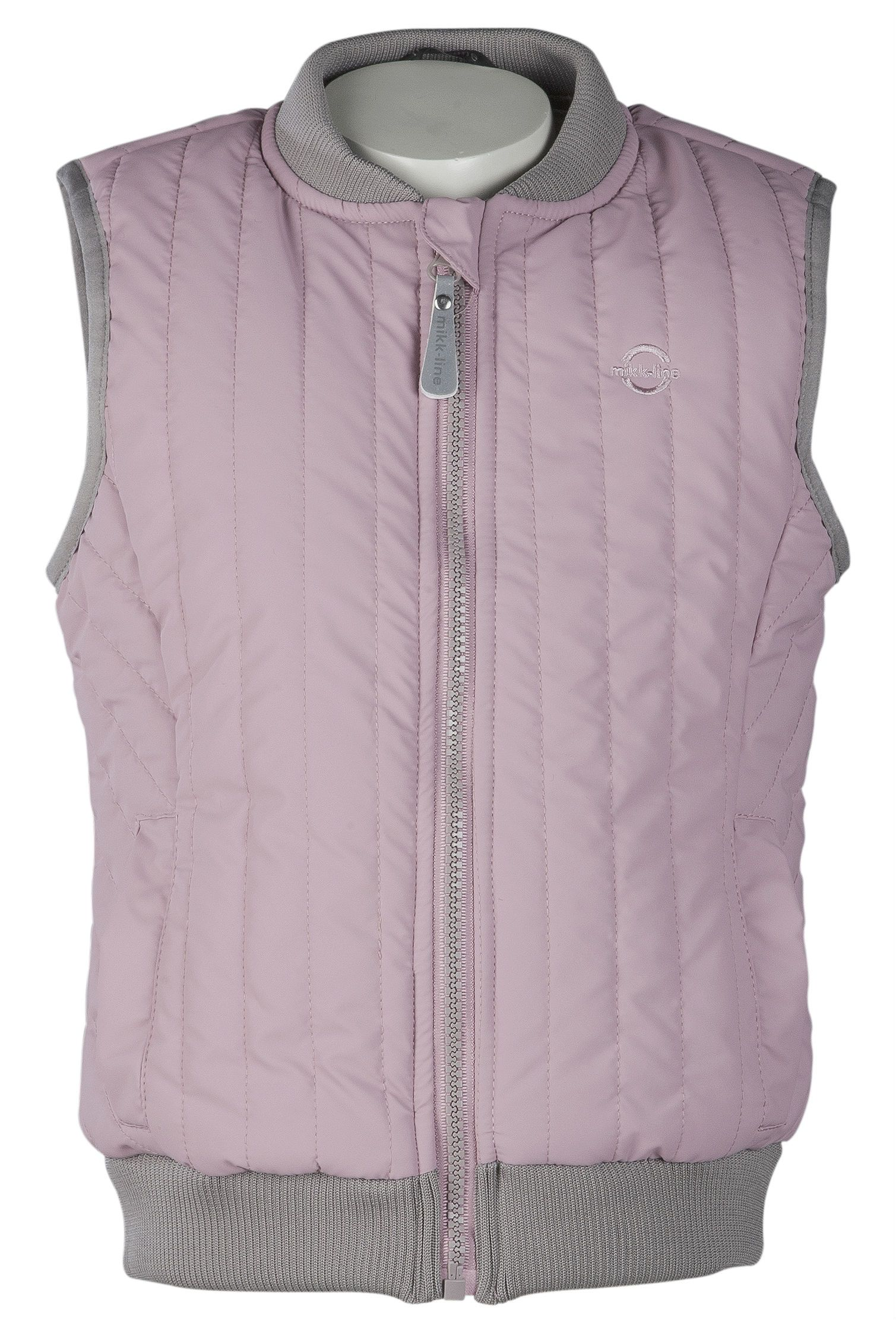 Image of Duvet termo vest fra Mikk-Line - Dusty Rose (16734-516)
