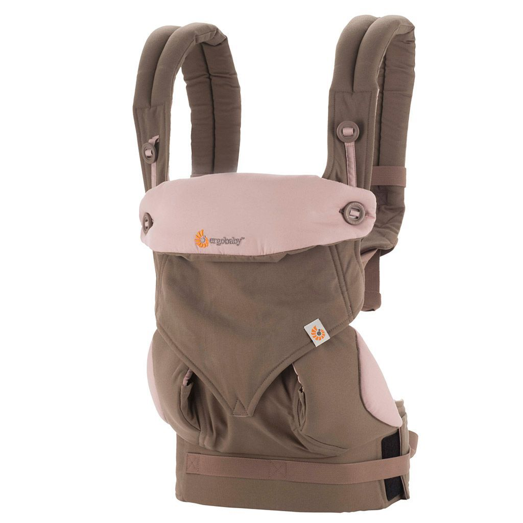Image of   Bæresele fra Ergobaby - Four Position 360 - Taupe & Lilac