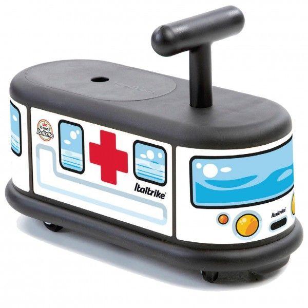 Gå-bil fra Italtrike - La Cosa Ambulance