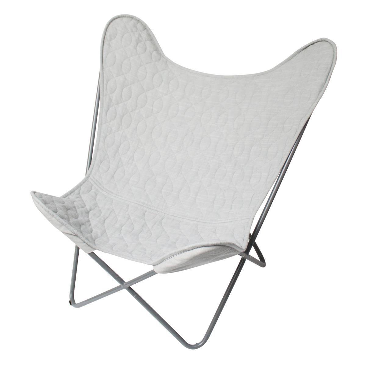Flagermusstol fra Sebra grå