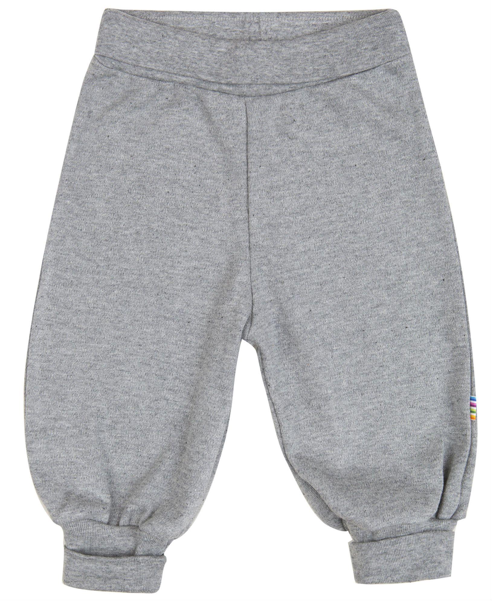 Sweat Pants fra Joha - Grey Melange
