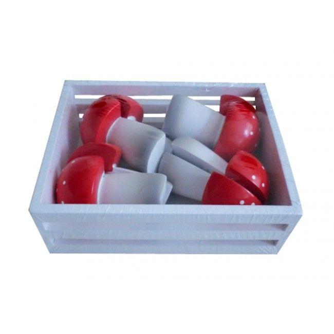 Image of   Legemad fra Magni - Velcro svampe i kasse