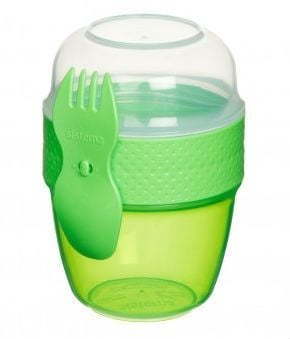Image of Snack Capsule fra Sistema ToGo - Lime (515ml) (21488_lime)
