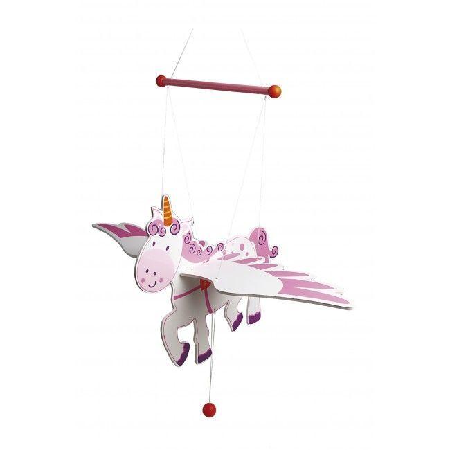 Image of   Kæmpe uro fra Magni - Flyvende Enhjørning