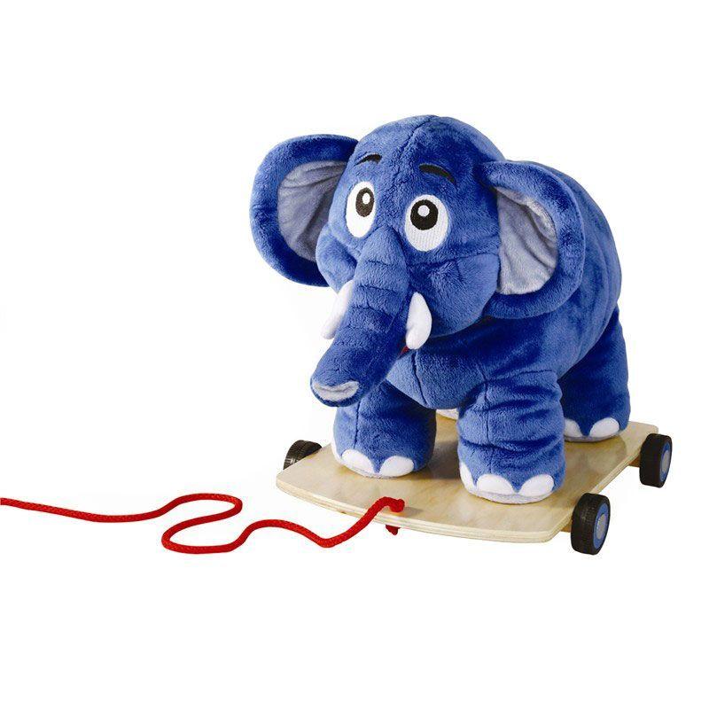 Bodil elefant fra Krea (18 cm)