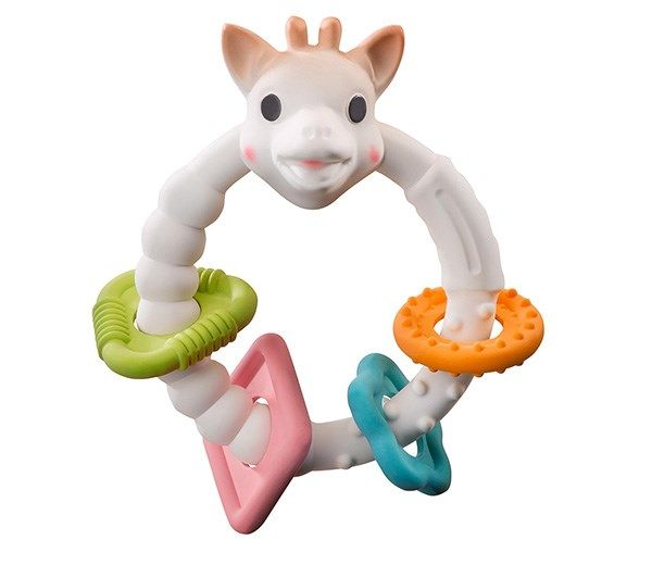 Image of Bidering fra Sophie Giraf - So Pure Coloring Teether (220120)