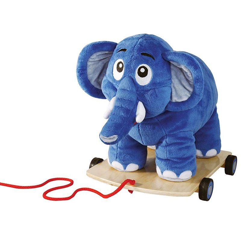 Image of Bodil elefant fra Krea (40 cm) (5709298598040)