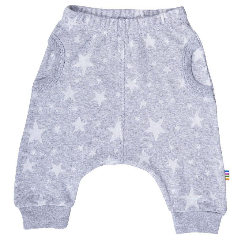 Image of   Sweat Pants fra Joha - Grey melange m. Stjerner