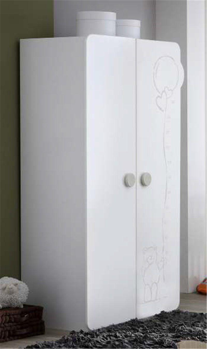 Demeyere – Garderobeskab fra demeyere - teddy på babygear.dk