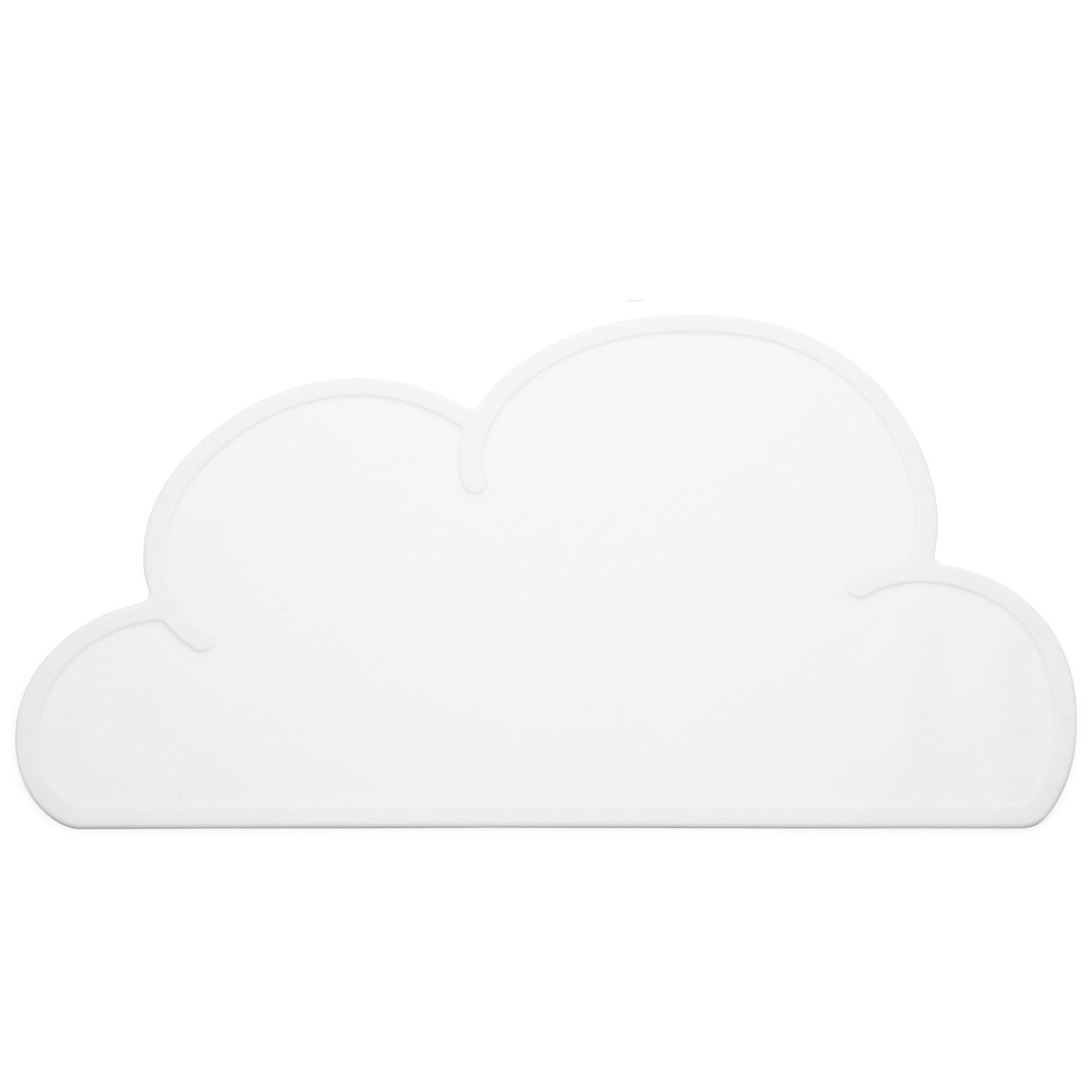 Image of Dækkeserviet fra KG Design - Sky - Hvid (100718)