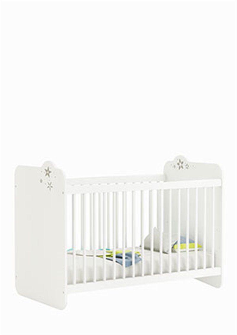 Demeyere – Babyseng fra demeyere - stjerne (120x60) på babygear.dk