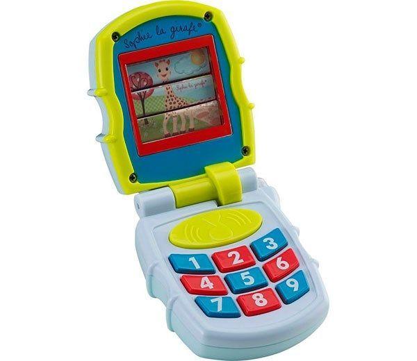 Image of   Baby mobil - Musical Phone fra Sophie Giraf