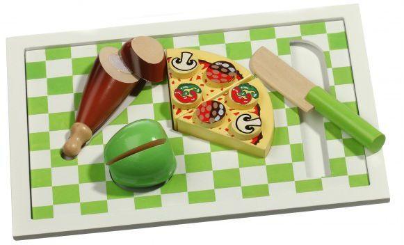 Image of   Legemad på bakke fra Magni - Pizza menu