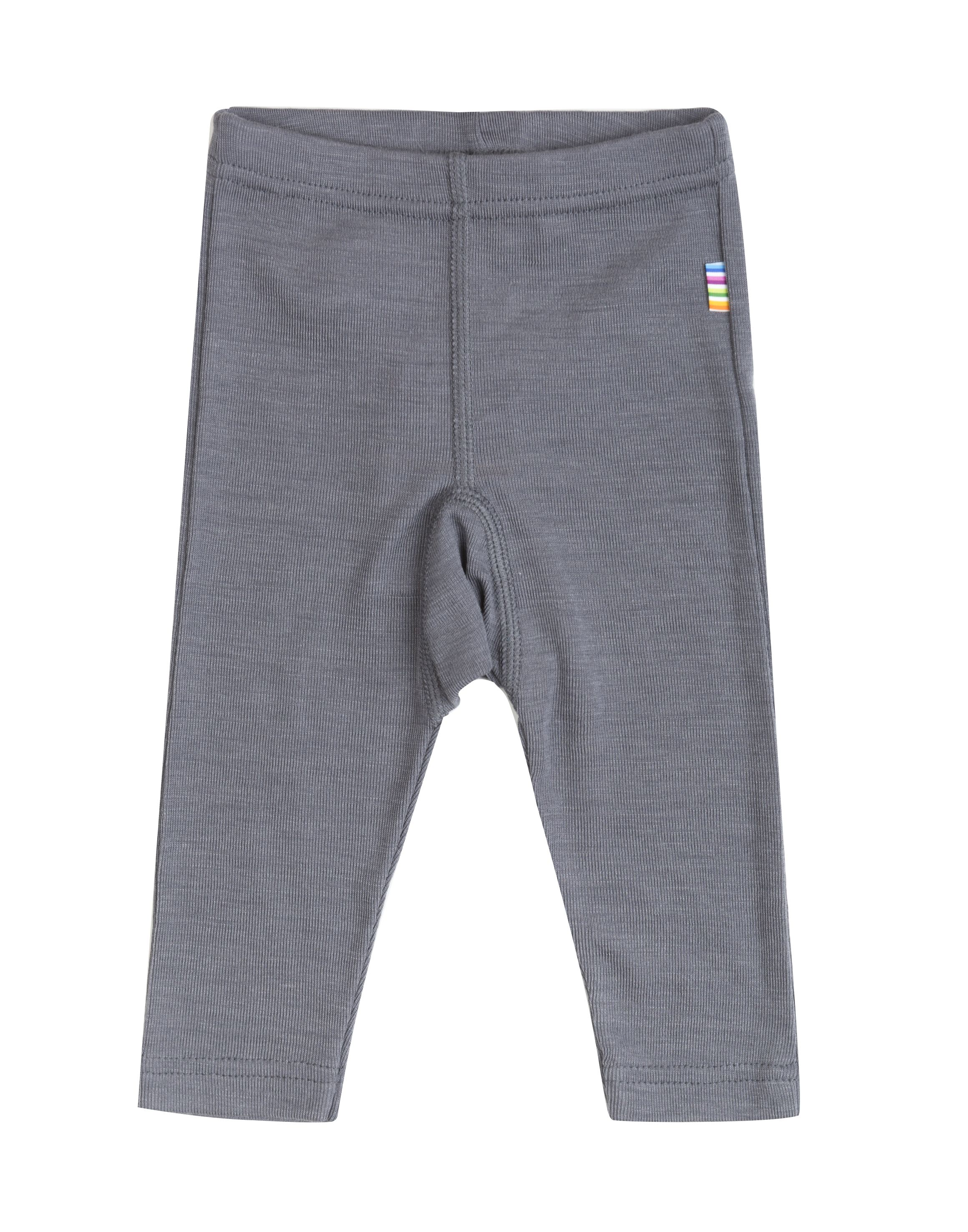 Image of   Leggings fra Joha i uld/silke - Rabbit grey