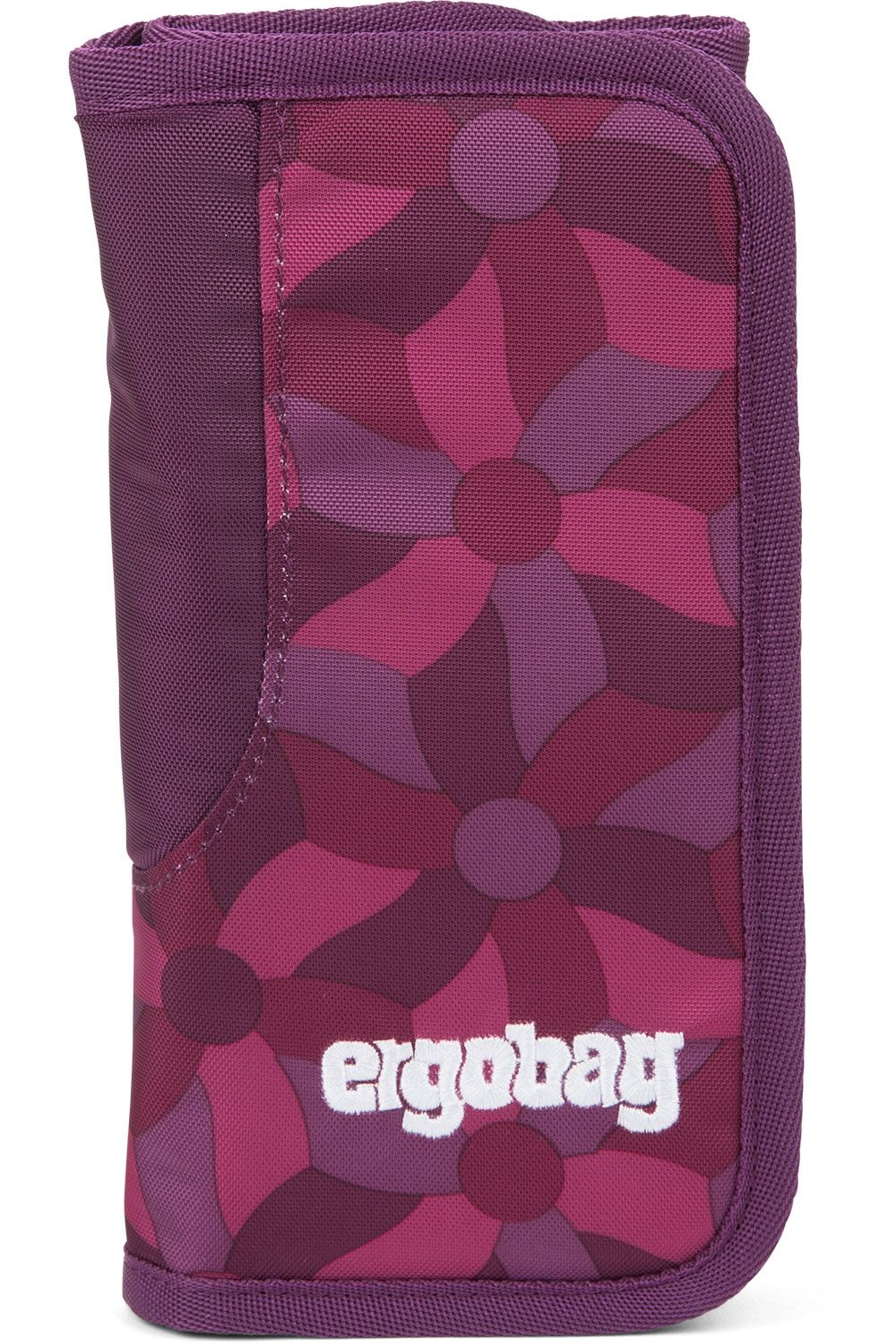 Image of Rullepenalhus fra Ergobag - Flower Wheel Purple (ERG-RSP-001-9E3)