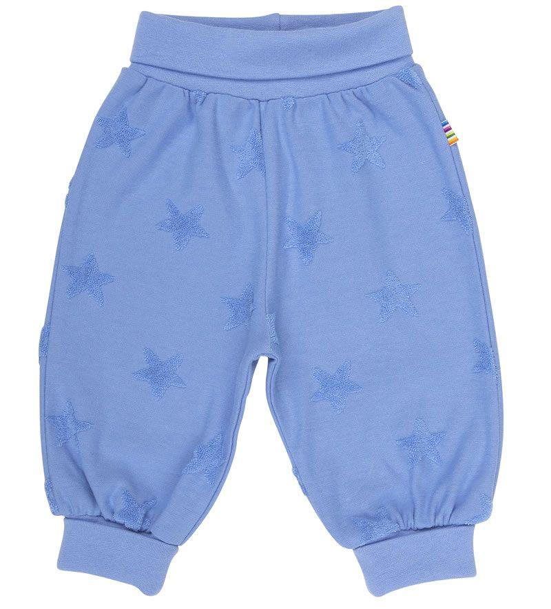 Image of   Sweat Pants fra Joha - Blå m. Stjerner
