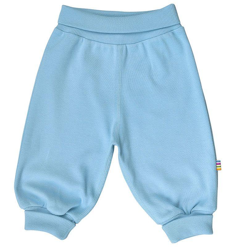 Image of   Sweat Pants fra Joha - Ensfarvet Turkis