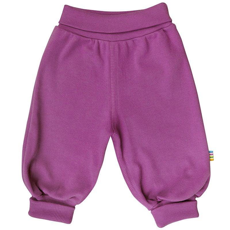 Billede af Sweat Pants fra Joha - Ensfarvet Fuchsia