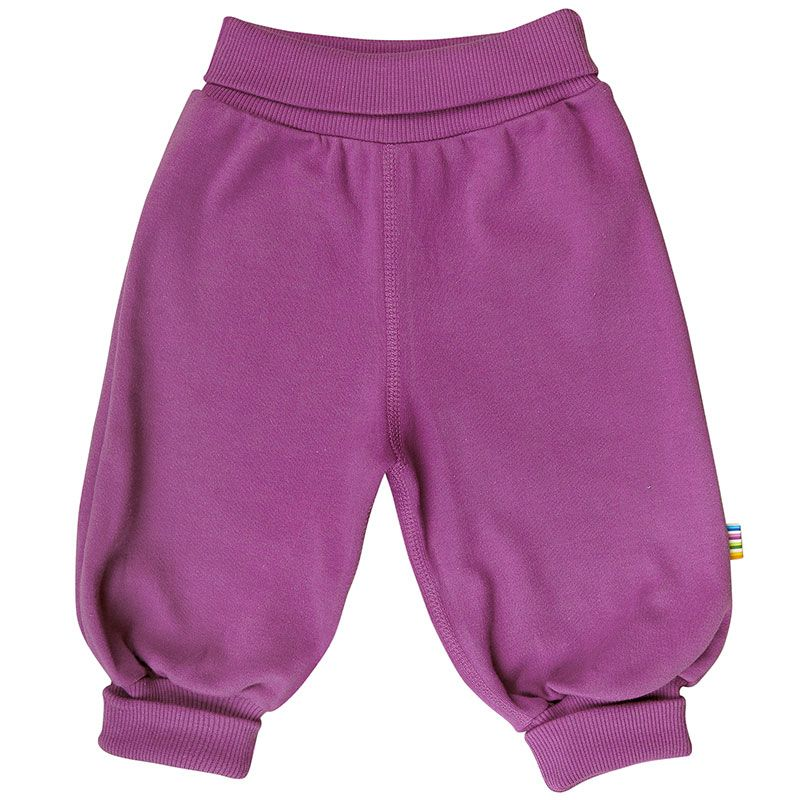 Image of Sweat Pants fra Joha - Ensfarvet Fuchsia (24791-149-15360)