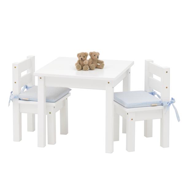 Image of Bord til børneværelset fra Hoppekids - Hvidt (36-1027-82-000)