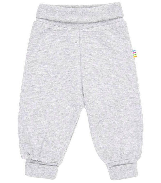Billede af Sweat Pants m. struktur fra Joha - Light Grey