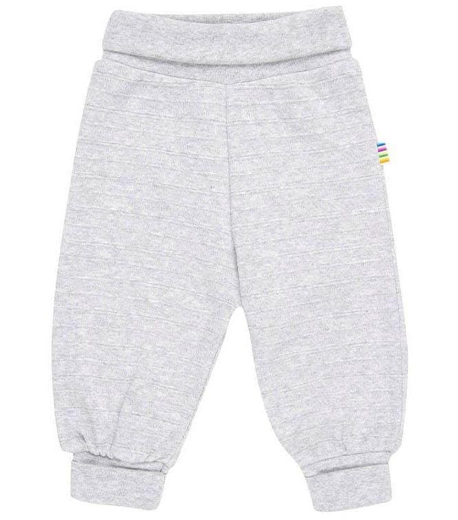 Image of   Sweat Pants m. struktur fra Joha - Light Grey