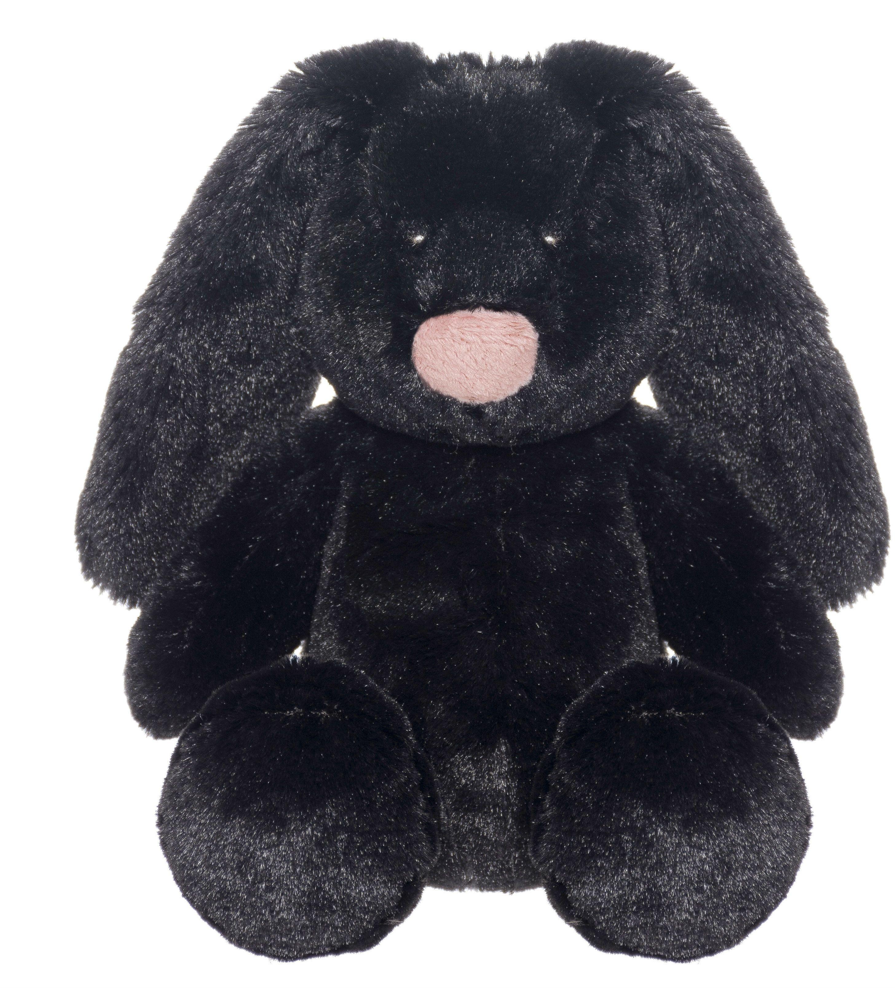 Image of Kanin fra Teddykompaniet - Jessie - Sort (29 cm) (2517)