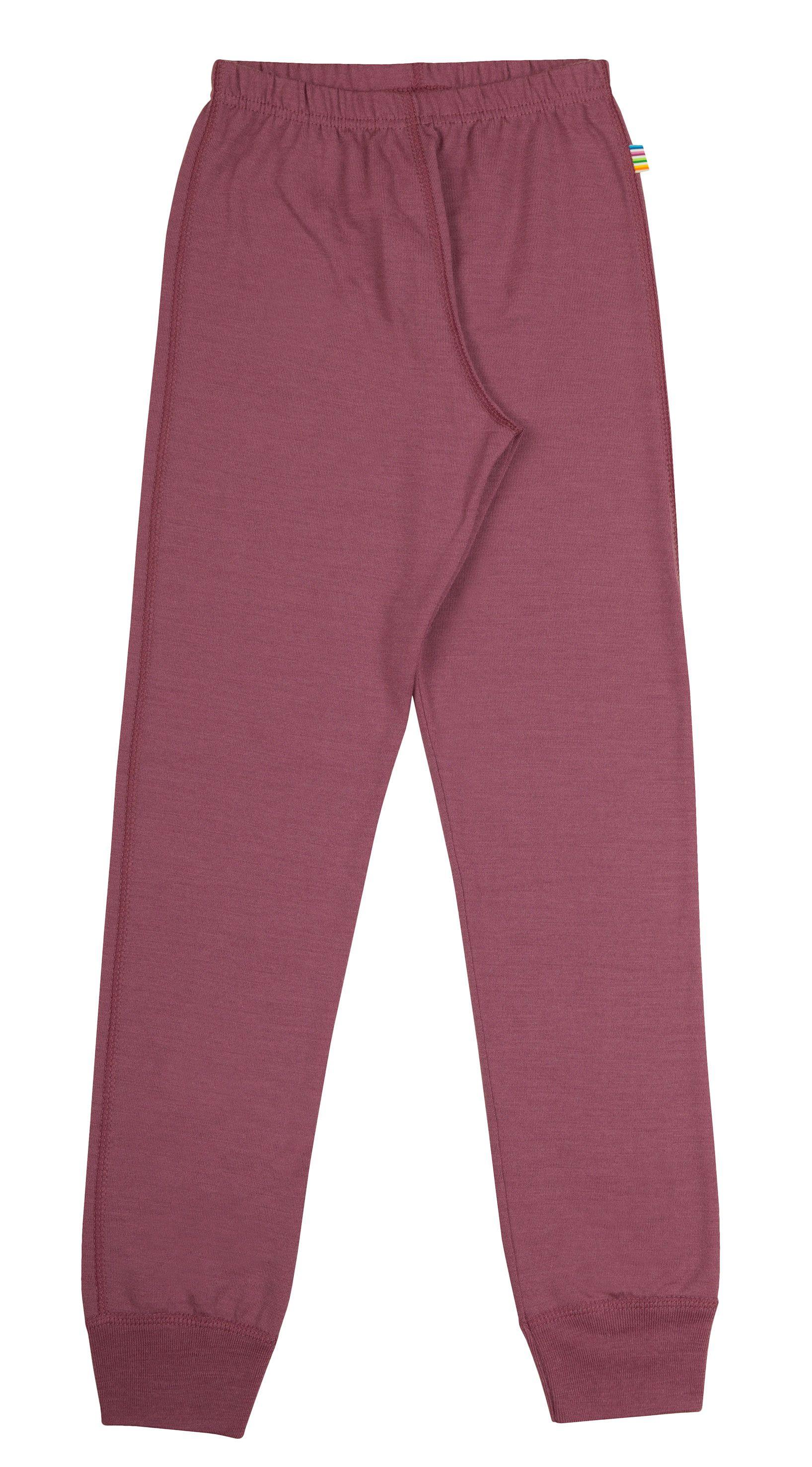 Image of Leggings fra Joha i uld i Plum (25643-348-15670)