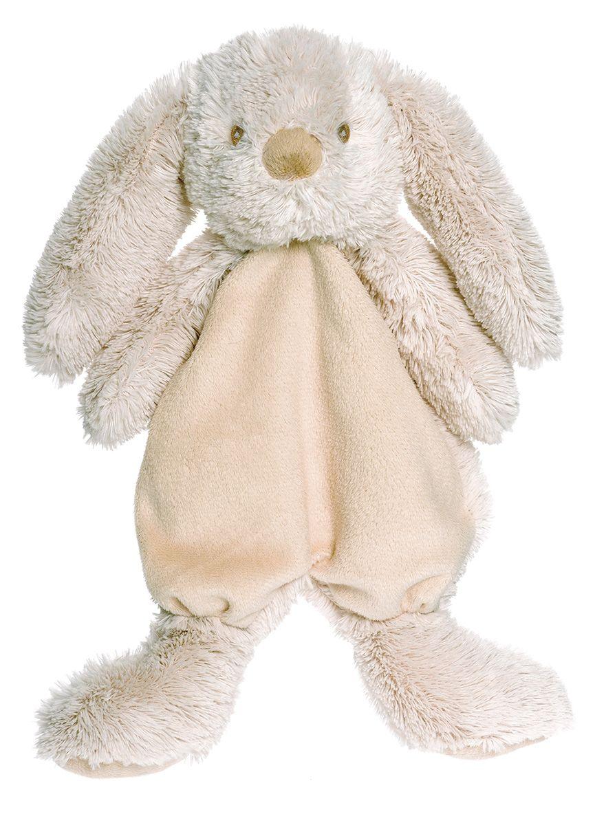 Nusseklud fra Teddykompaniet - Lolli Bunny - Lysegrå
