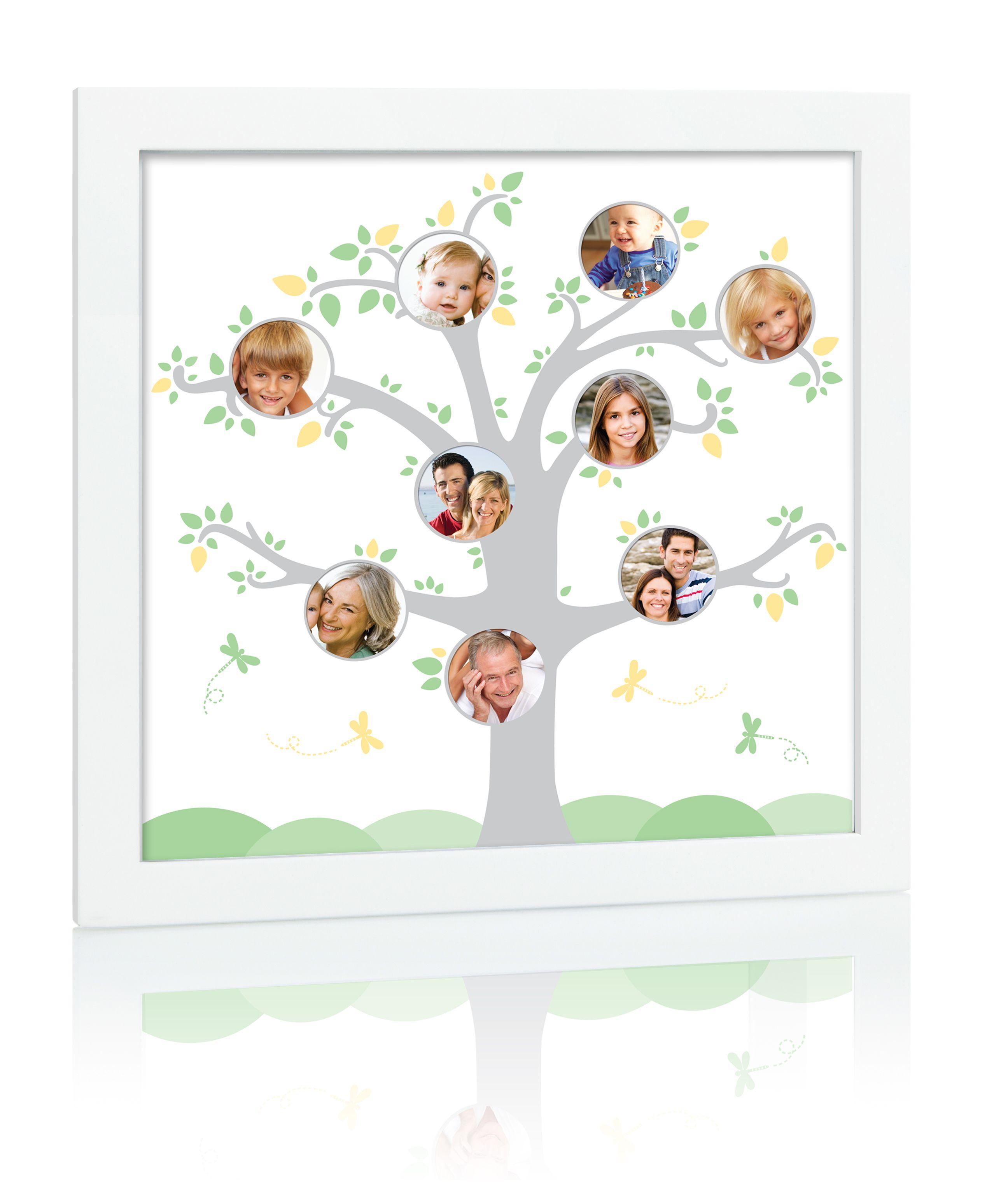 Pearhead – Familietræ i ramme fra pearhead på babygear.dk