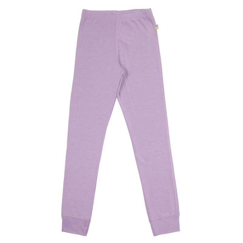 Image of   Leggings fra Joha i uld/silke i Lavendel