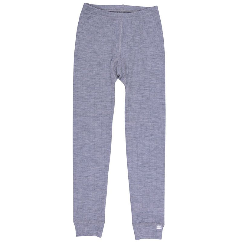 Image of   Leggings fra Joha - Uld - Grey melange