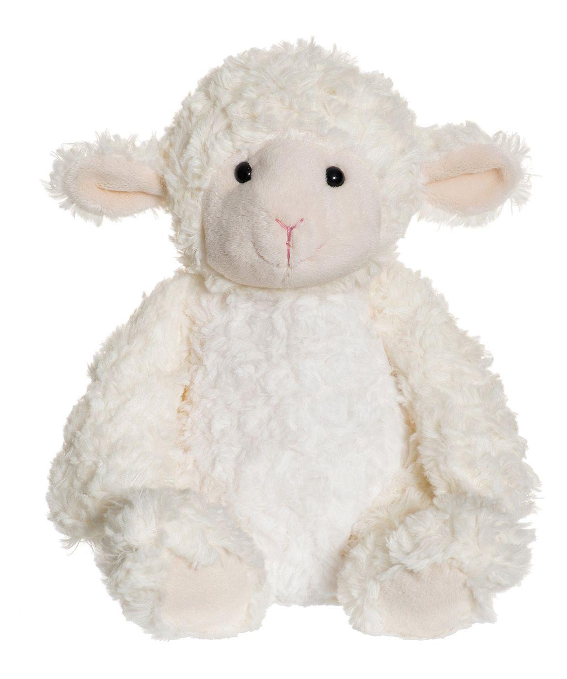Image of Lam fra Teddykompaniet - Softies - Lilly (28 cm) (2720)