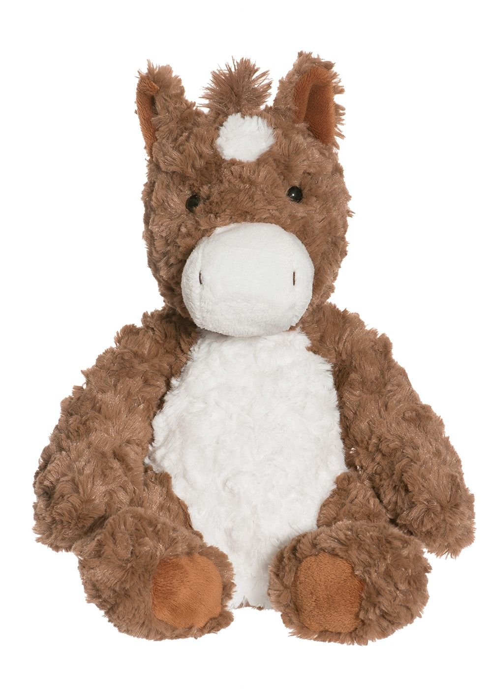 Image of Hest fra Teddykompaniet - Softies - Hasse (28 cm) (2723)