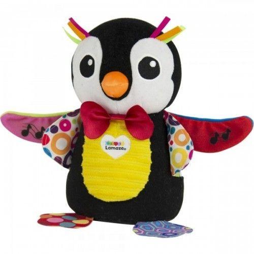 Image of   Pingvin m. musik fra Lamaze - Symphony Oscar