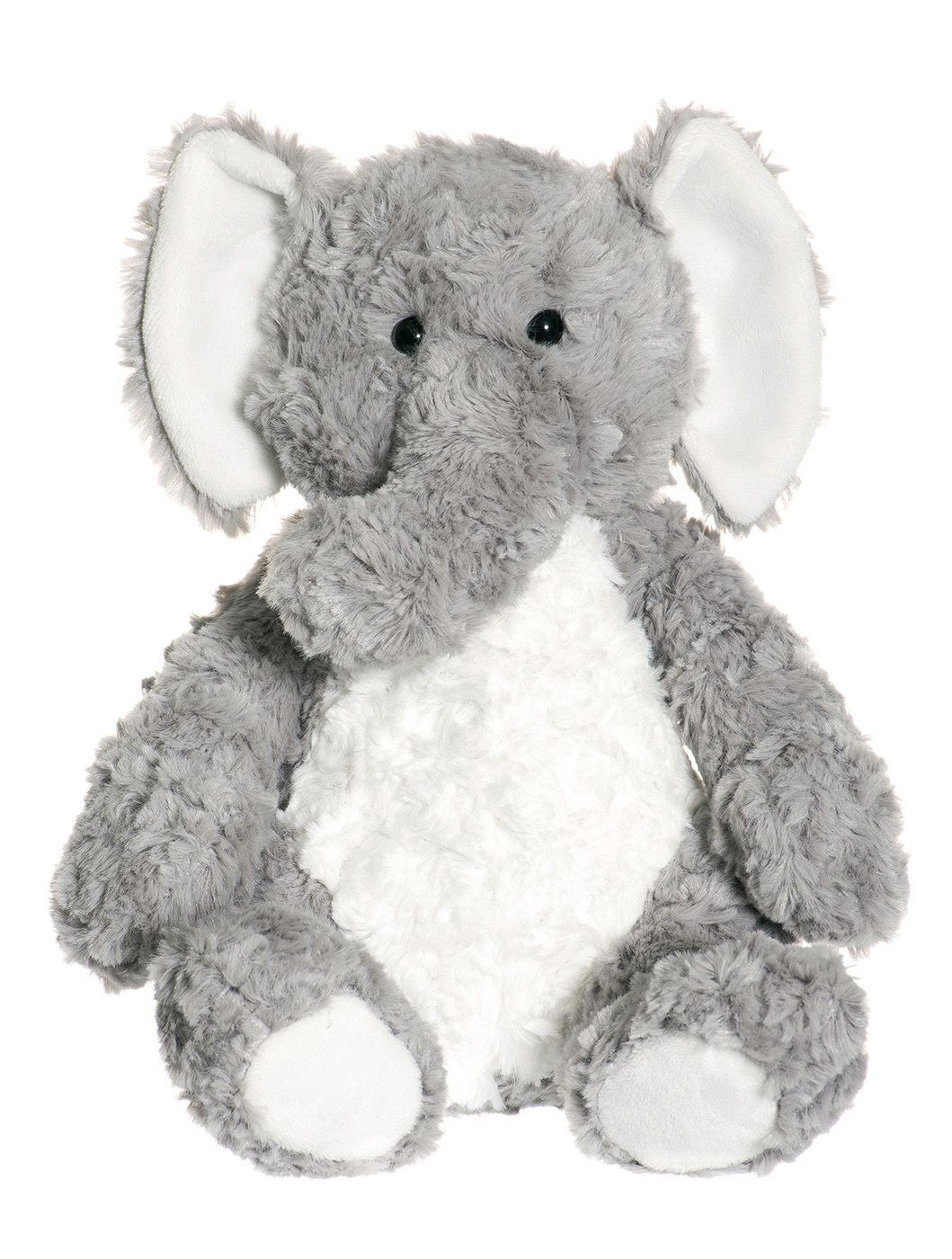 Image of Elefant fra Teddykompaniet - Softies - Elias (28 cm) (2724)