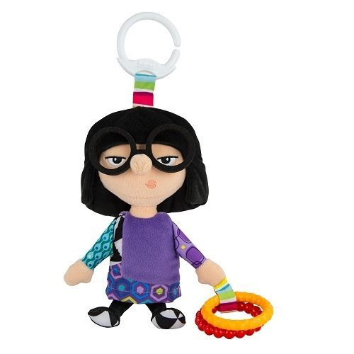 Image of Rangle fra Lamaze - The Incredibles - Edna (LAM-TOY58)