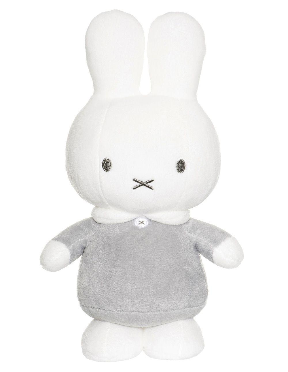 Image of Miffy bamse fra Teddykompaniet - Grå (32 cm) (2731)