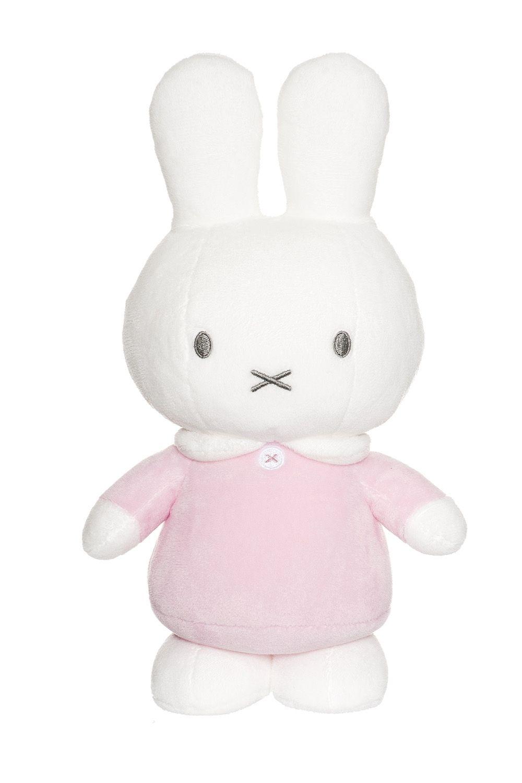Image of Miffy bamse fra Teddykompaniet - Rosa (32 cm) (2732.)