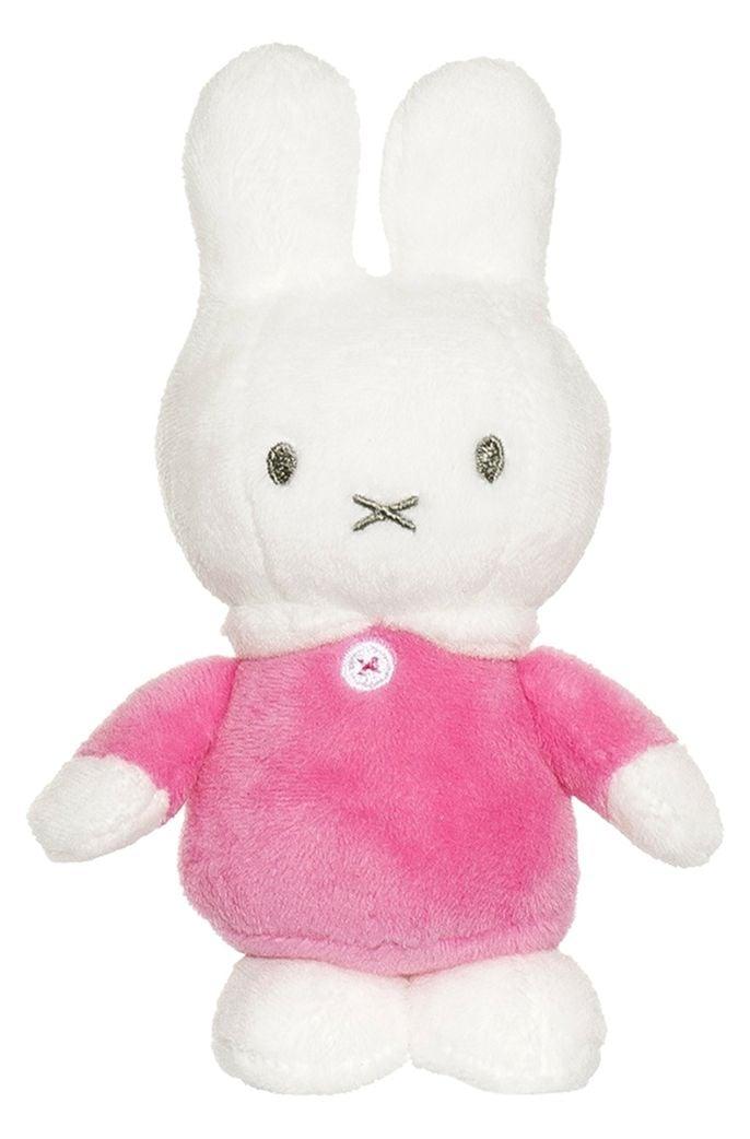 Image of Miffy bamse fra Teddykompaniet - Pink (15 cm) (2735_pink)