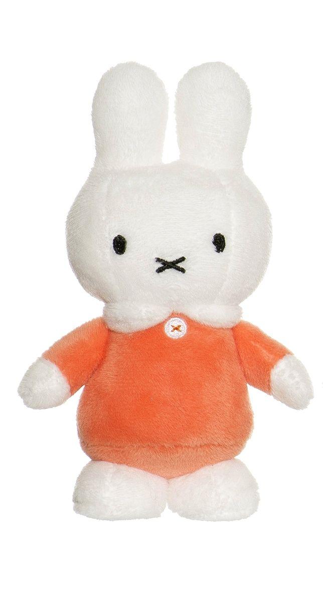 Image of Miffy bamse fra Teddykompaniet - Orange (15 cm) (2735_orange)