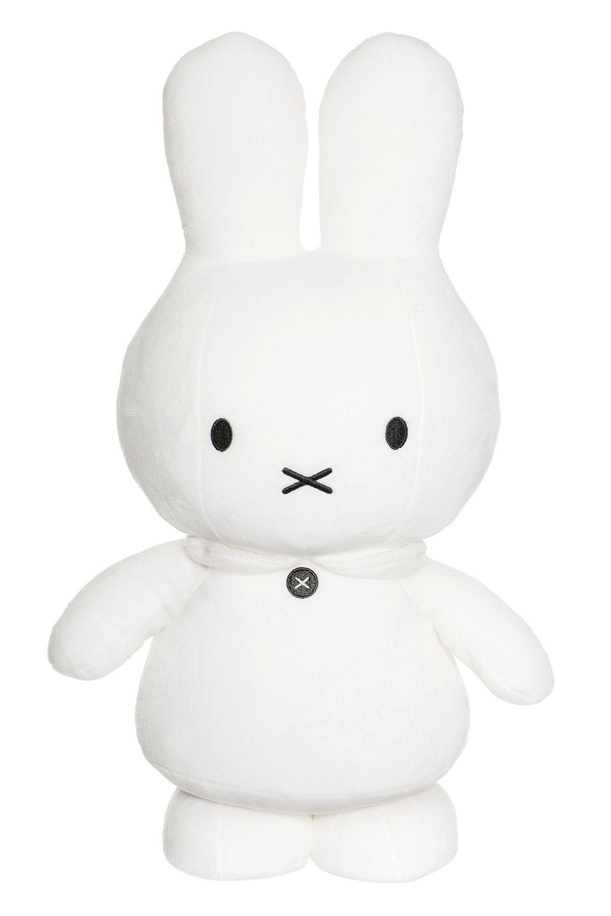Image of Miffy bamse fra Teddykompaniet - Hvid (50 cm) (2736)