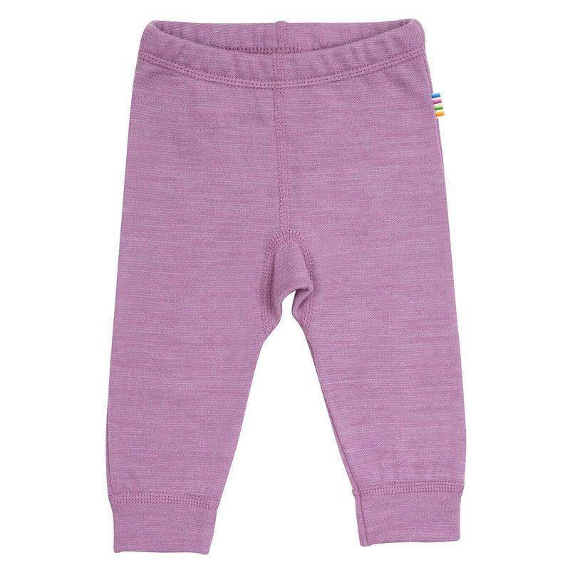 Image of   Leggings fra Joha i uld i Lavendel