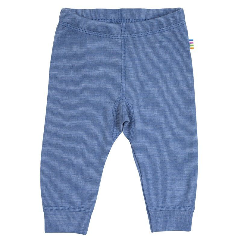 Image of   Leggings fra Joha i uld i Dusty blue