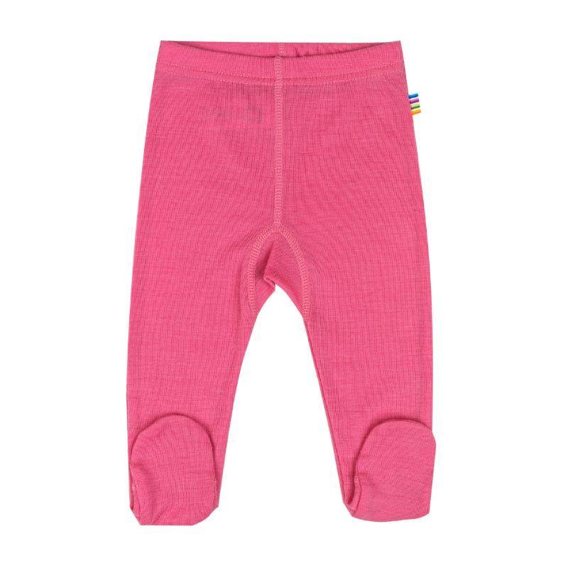 Image of   Baby bukser i sommer uld fra Joha - Koral