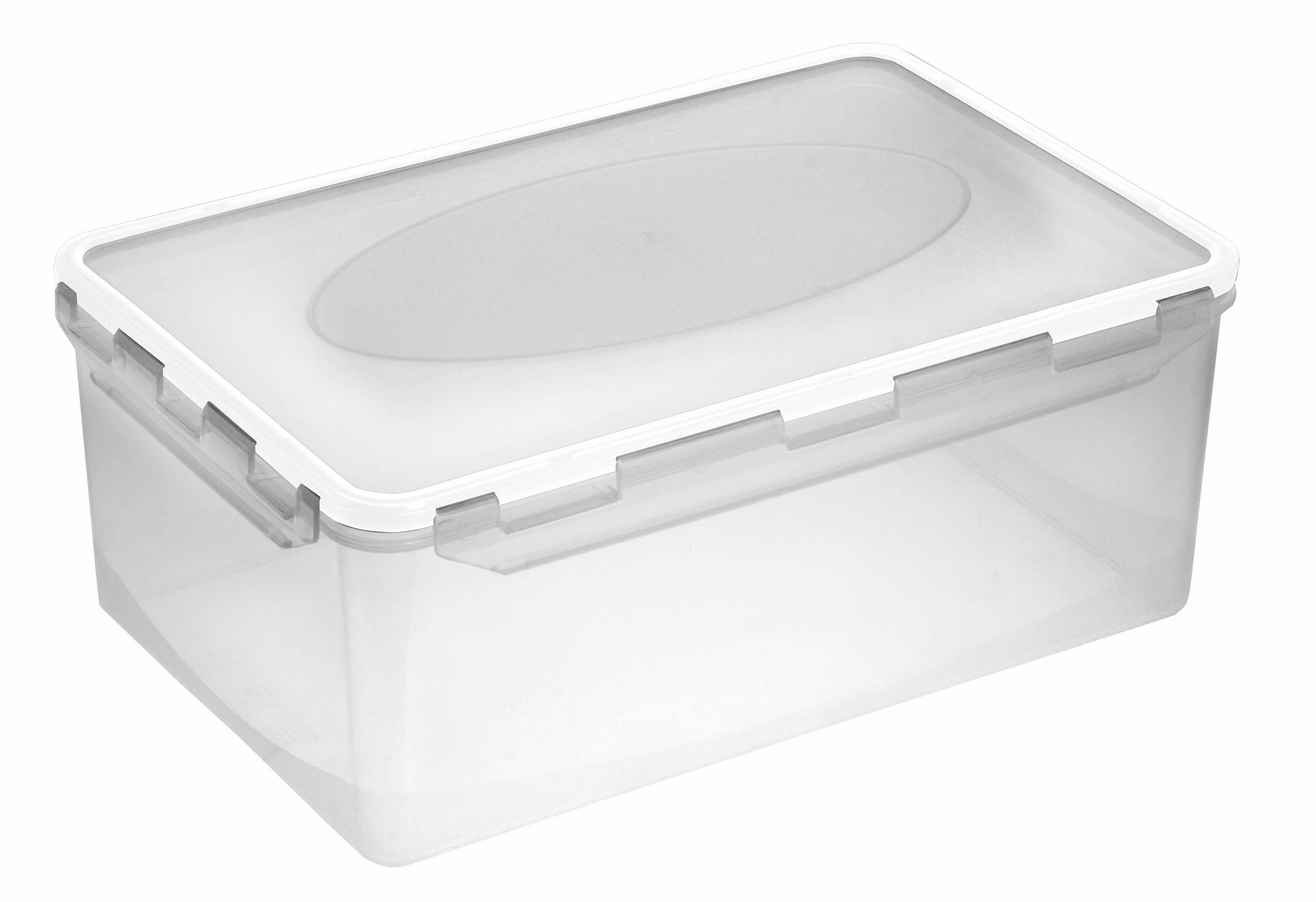 Image of   Madboks på 5 liter model Airtight - Hvid