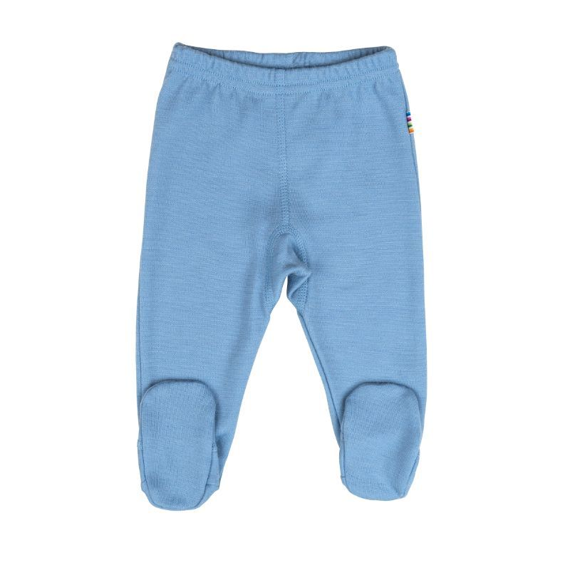 Image of   Baby leggings i uld-bambus fra Joha Arctic Zone - Allure